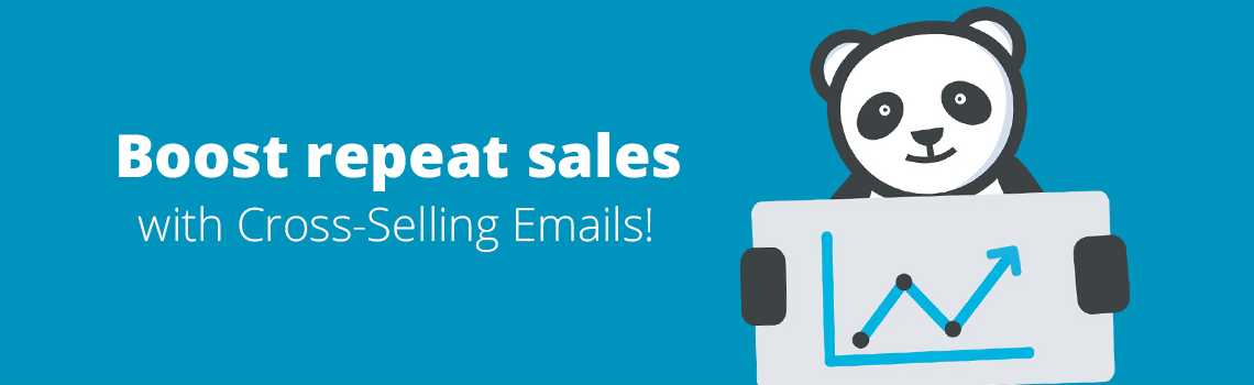 Increase repeat sales with Cross-Selling Emails!