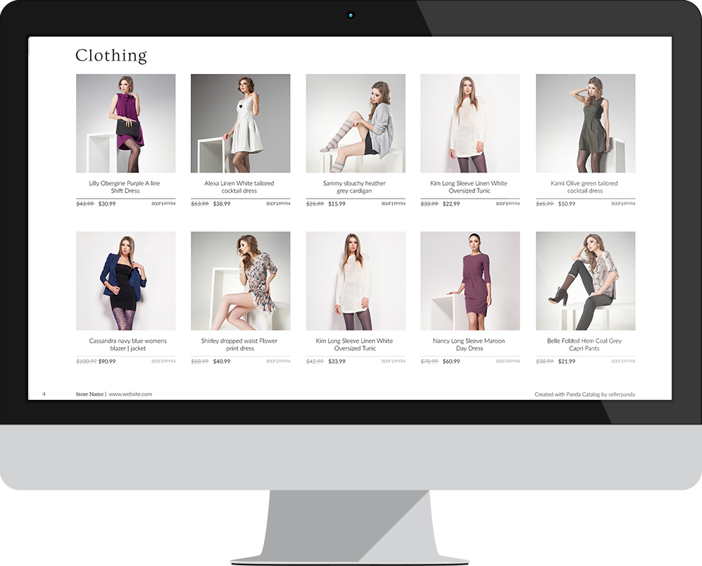 Make beautiful catalogs from your Shopify collections: Panda ...